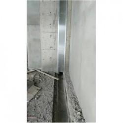 河南地面FOM型金属盖板变形缝伸缩缝