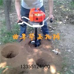小型优质挖坑机 新款果树挖坑机