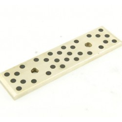 自润滑无油轴承、固体镶嵌轴承、自润滑滑块