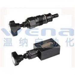 DBDH15G10/50/2直动式溢流阀厂家无锡温纳