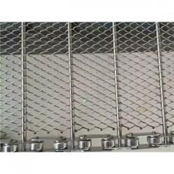 清洗机专用大孔链板不锈钢板链-专业生产厂