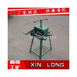 金属管道弯曲机 方管圆管加工组合工具38手摇弯管机