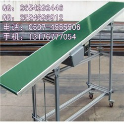 装车输送机厂家 生产线皮带机 型号齐全
