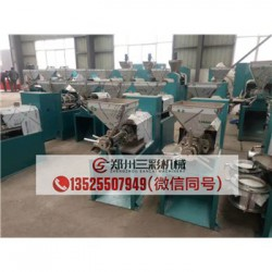 武汉小型榨油机/多功能螺旋榨油机厂家直销