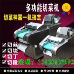 全自动切菜机   商用蔬菜切丝机  切菜机价