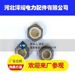 内蒙防盗螺母供应|河北泽耀电力配件|防盗螺