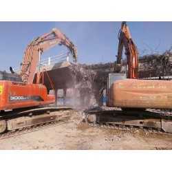 想要有保障的拆除就找甘肃川建机械化拆除-