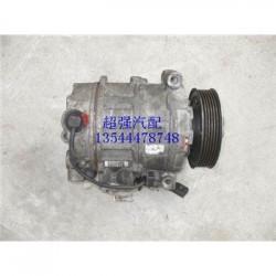 奥迪A8冷气泵  活塞 连杆 曲轴 凸轮轴 助力