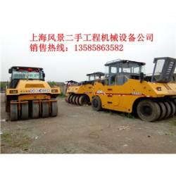 铜陵二手压路机市场,26吨单钢轮压路机出售