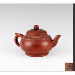 蒋蓉紫砂壶海外拍卖多少钱