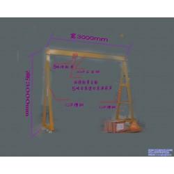 采购2吨龙门架、怀化市龙门架、金钢龙门架