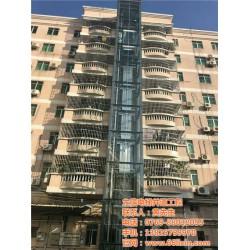 加装电梯钢结构 望牛墩加装电梯钢结构 立信