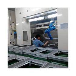 陶瓷花盆喷涂机械手——广东喷涂机器人专业