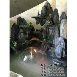 武汉假山、福鑫宏景园林、人造假山