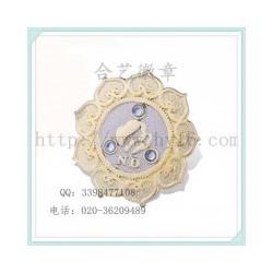 广州金属徽章定制,优质金属徽章厂家