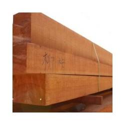进口硬木柳桉木原木加工-上海港榕木结构工程有限公司