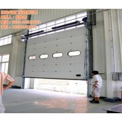 不锈钢提升门,宁夏提升门,卓固门业公司(多