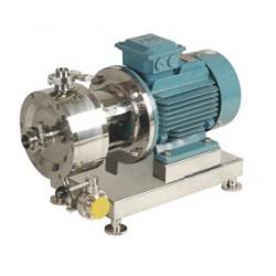 生产直销管线式均质乳化泵,高速剪切乳化泵,高剪切分散乳化机