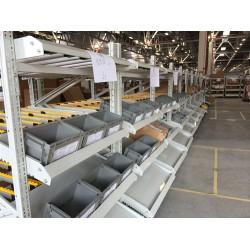 苏州鑫辉滑移式货架生产厂家直销 仓储货架专业制造商