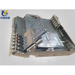 润星HS800/3227HG加工中心XYZ三轴钣金防护罩