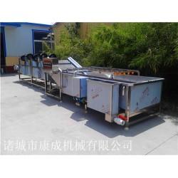 徐州毛豆清洗机 冷冻蔬菜清洗机 西兰花清洗设备