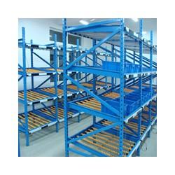 流利式货架厂家直销 鑫辉智能制造货架质量保证无锡常州
