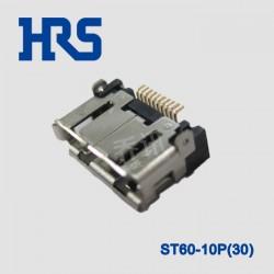 ST60-10P(30)插座 无公型或母型之分 厂家直销