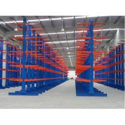悬臂货架 管材货架 型材货架