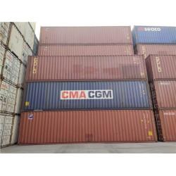 天津二手集装箱 全新集装箱6米12米优惠出售