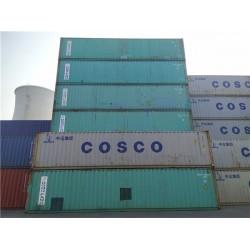 天津澳亚集装箱 二手集装箱 标准海运箱出售