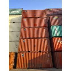 天津二手集装箱,旧集装箱,海运箱 ,厂家直销