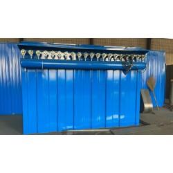厂家直销布袋除尘器脉冲除尘器保质保量