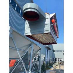 建材专用设备铸造专用设备布袋除尘器专业设备厂家保质保量