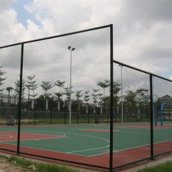 大同篮球场护栏网 球场隔离网 体育场围栏网欢迎定做