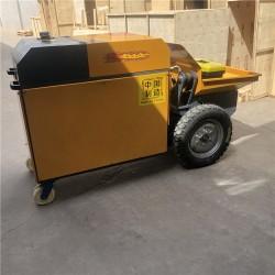构造柱泵混凝土浇筑泵二次结构输送泵可定制