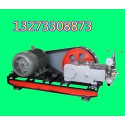 天津3DSY型大流量电动试压泵产品操作