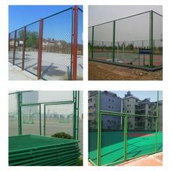 延安学校操场运动围栏 多功能球场围网 欢迎定制