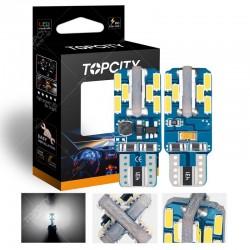 LED汽车小灯T10-24SMD仪表灯示宽灯阅读灯