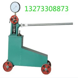 沧州手动试压泵使用与维修厂家常见故障
