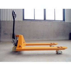 手动搬运车煤矿井下设备检修更换应用