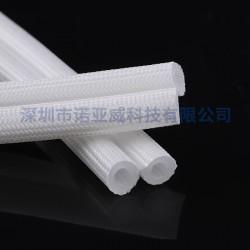 编织硅胶管 蒸汽套管