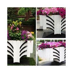 河南户外园林花箱,户外花箱,庭院花箱,园林花箱,花园花箱