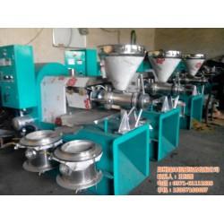 炫坤机械(图) 100型螺旋榨油机 咸阳榨油机